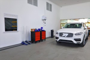 Volvo 3S Showroom Service Bay, Juru Penang