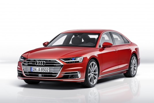 The all-new 2018 Audi A8 – The first step in Autonomous Driving