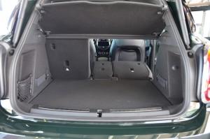 Versatility of the rear seats, JCW Countryman YSK_7336