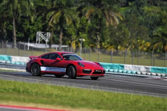 The 2017 Porsche Media Driving Academy At Sepang