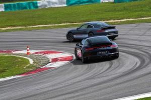 Porsche Media Driving Academy Individual (29) Sepang Circuit Malaysia 2017