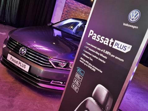 Volkswagen Adds PLUS To Passat Range In Malaysia