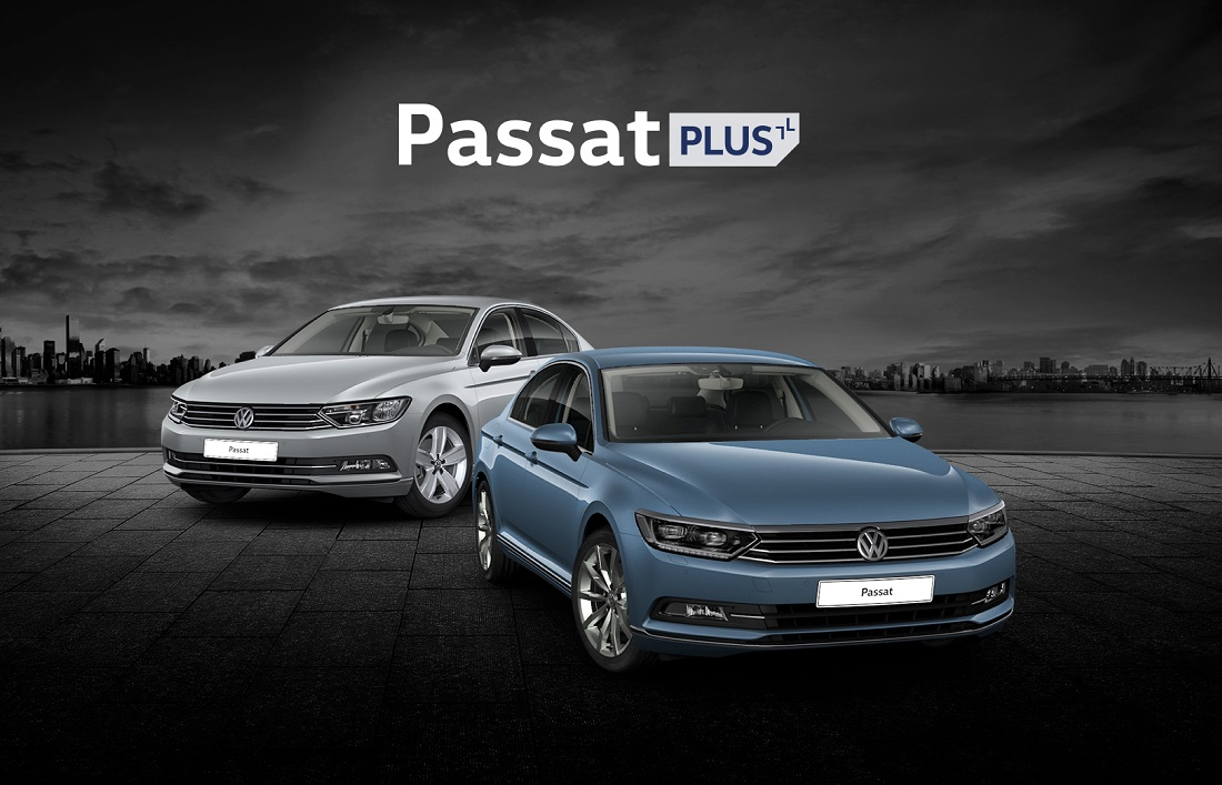 volkswagen adds plus to passat range in malaysia. Black Bedroom Furniture Sets. Home Design Ideas