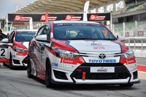 Toyota Vios, Toyota GAZOO Racing Vios Challenge Malaysia, Sepang