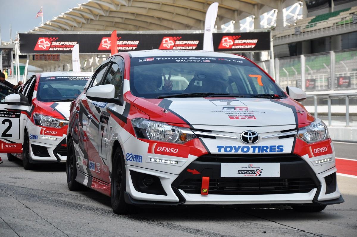 Watch Your Favorite Toyota Vios Challenge Racing School Graduates In