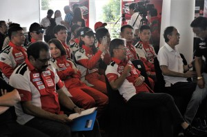 Toyota Vios Challenge Racing School Graduates, Sepang Malaysia 2017
