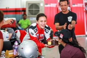 Toyota Vios Challenge, Diana Danielle, Malaysia 2017