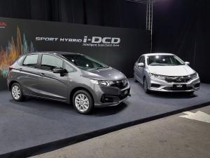 Honda City & Jazz Hybrid 2017 Malaysia