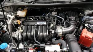 1.5 litre DOHC i-VTEC engine for City Hybrid.
