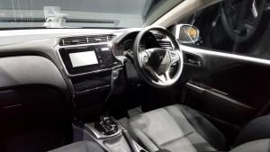 Interior, front, Honda City Hybrid, 2017, Malaysia