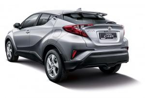 Toyota C-HR Rear - Malaysia