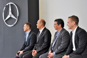 Mercedes-Benz Malaysia Executives