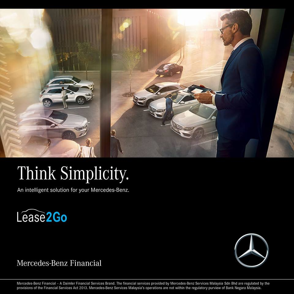 Mercedes benz malaysia ups customer experience to drive for Mercede benz financial