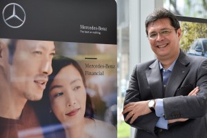 Mercedes-Benz Services Malaysia Mike Ponnaz