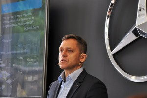 Dr Claus Weidner, Mercedes-Benz Malaysia President & CEO
