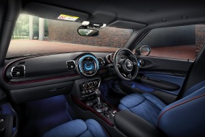 MINI Clubman Sterling Edition Interior, Limited Edition, Malaysia 2017