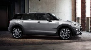 MINI Clubman Sterling Edition Side View Malaysia