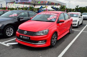 This Vento was snapped up almost immdeiately. YSK_8851