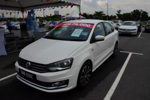2017 Vento TSi HighLine at RM74k. YSK_8848