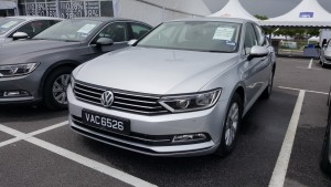 2017 VW Passat 1.8 going for RM129K 20170811_150258