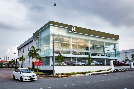Honda Malaysia Expands Its 3S Center Network
