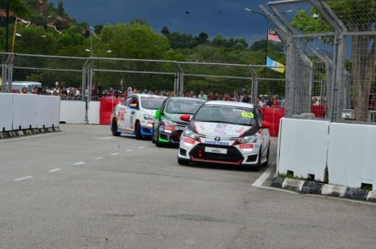 Great Racing and Lots of Fun at Toyota Gazoo Racing Festival, Batu Kawan