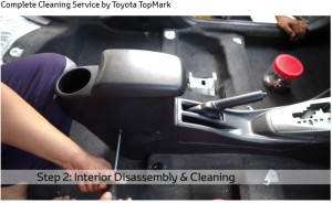 Toyota TopMark Cleaning