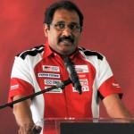 Ravindran Kurusamy, President UMW Toyota Motor Sdn Bhd Malaysia