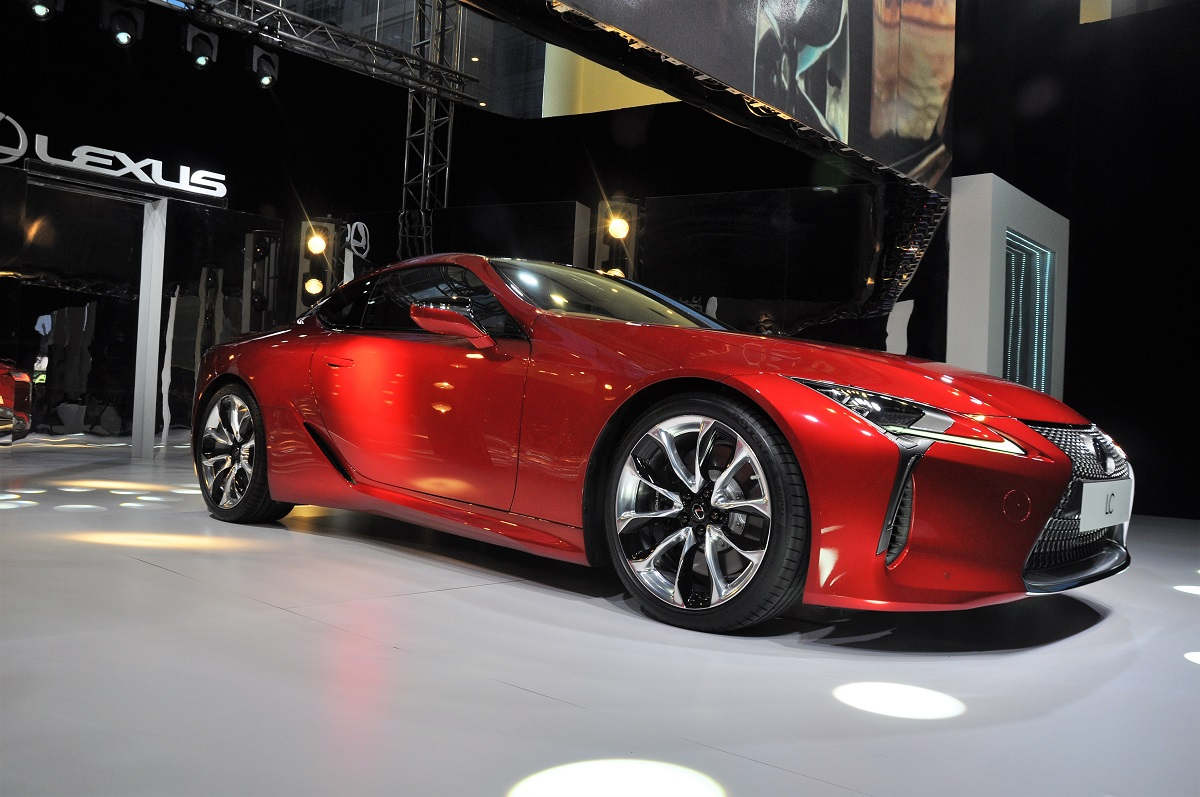 lexus lc 500 available in malaysia. Black Bedroom Furniture Sets. Home Design Ideas