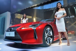 Lexus LC 500 Malaysia Launch 2017