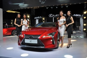 Lexus LC 500 Malaysia Launch with Models