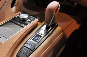 Lexus LC 500 Gear Lever & Remote Touch Controller, Malaysia