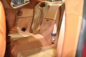 Lexus LC 500 Rear Seats Malaysia