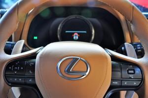 Lexus LC 500 Steering Wheel Malaysia
