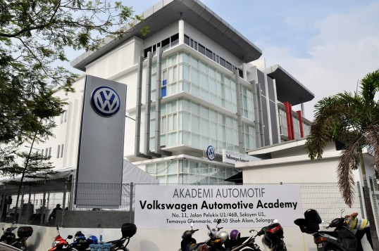 Volkswagen Automotive Academy Launched In Malaysia