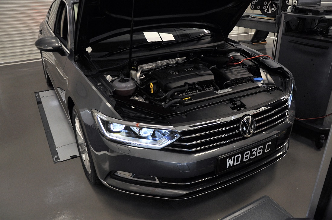 Bucks Auto Sales >> Volkswagen Automotive Academy Launched In Malaysia ...