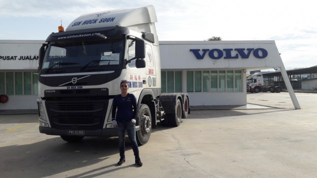 Female Truck Driver Bucks the Trend, Qualifies for Volvo Trucks FuelWatch Finals
