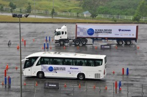 Scania Driver Competitions Southeast Asia 2016-2017 Finals, MAEPS, Malaysia