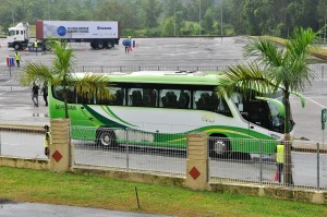 Scania Driver Competitions 2016-2017, Marcopolo Coach, MAEPS Malaysia