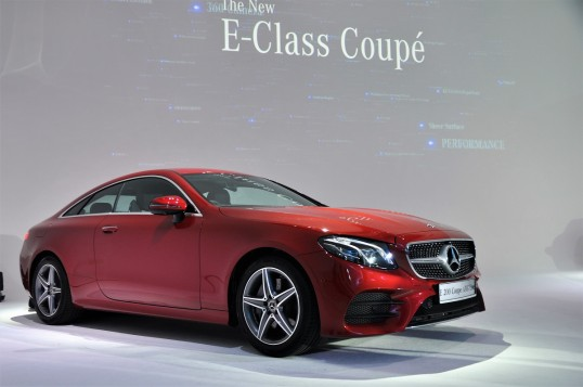 A Mercedes-Benz E-Class Coupé For Under RM6k Monthly With Agility Financing