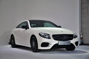 Mercedes-Benz E 300 Coupe Edition 1, Malaysia Launch