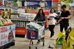 Petron Malaysia Hypermarket Sweep Challenge, Persatuan Kebajikan Kanak-Kanak Cornerstone 2017