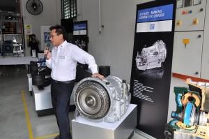 ZF Sales & Service (Malaysia), ZF EcoLife, Mr Siew Chee Kok