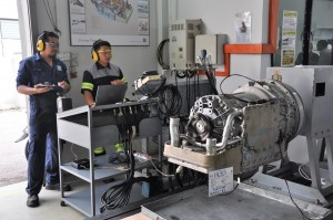 ZF Sales & Service Malaysia, ZF EcoLife Transmission Maintenance & Servicing