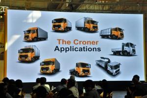 UD Trucks Malaysia Croner Launch, TCIE