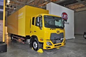 UD Trucks Croner Launch, Malaysia 2017 LKE 210