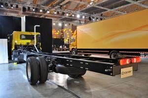 UD Trucks Croner Launch, Rear View Malaysia 2017