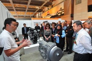 UD Truck s Croner Launch, Tan Chong Industrial Equipment TCIE Malaysia 2017