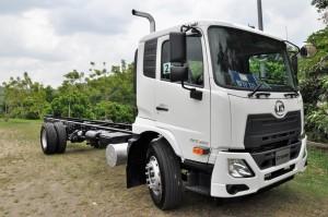 UD Trucks Croner PKE 250 Malaysia Launch Test Drive