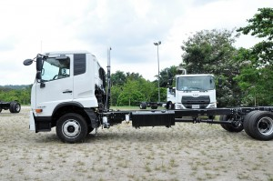 UD Trucks Croner LKE 210, Malaysia Launch Test Drive